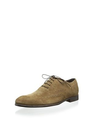 67% OFF Gordon Rush Men's Schaffer Wingtip (Castagno)