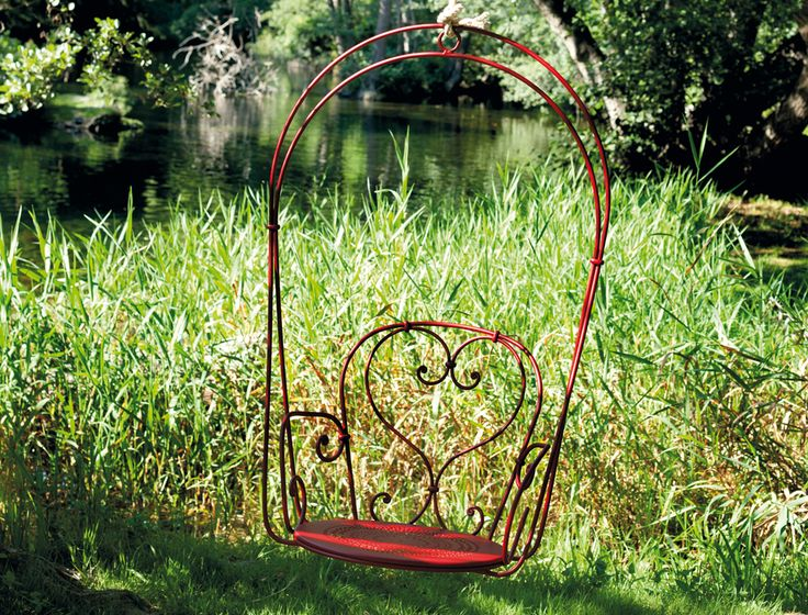 Outdoor Hanging Armchair by Fermob