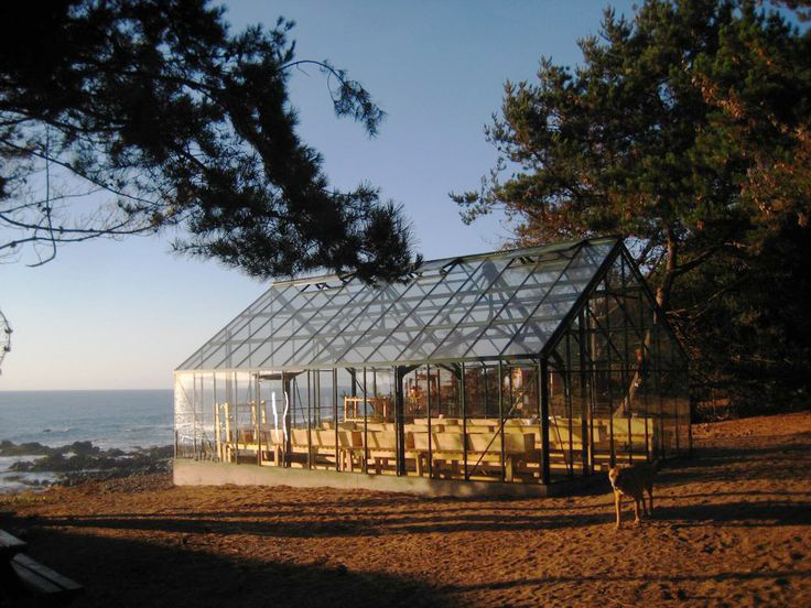 Greenhouse by the sea - The Cottage - http://garden-greenhouse.se