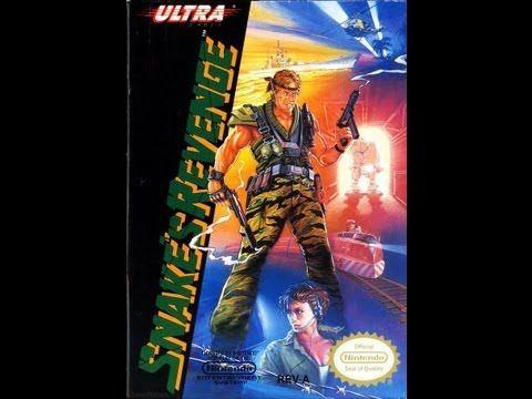 Snake's Revenge Video Walkthrough - YouTube