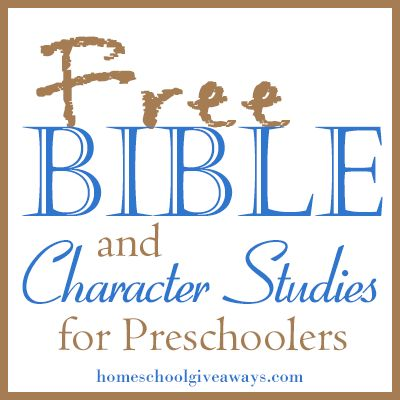 BibleandCharacter - haven't looked through these carefully yet
