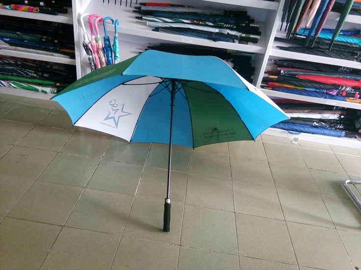 hot sale golf umbrella with logo printing