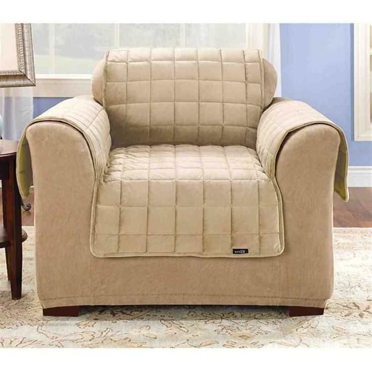 Sofas For Sale Sure Fit Deluxe Pet Ivory Chair Cover Ivory Beige Off White Polyester Solid