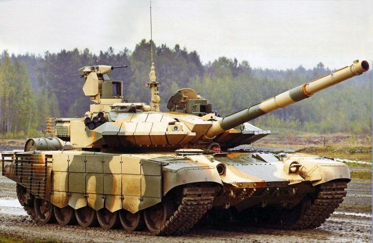 T-90ms: a big step forward (tank, T-90ms, the tower, which is able to, a system of combat)