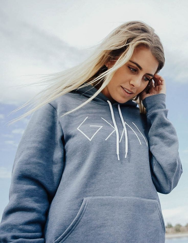 God is Greater Than the Highs and Lows l Christian Apparel l Christian Hoodie