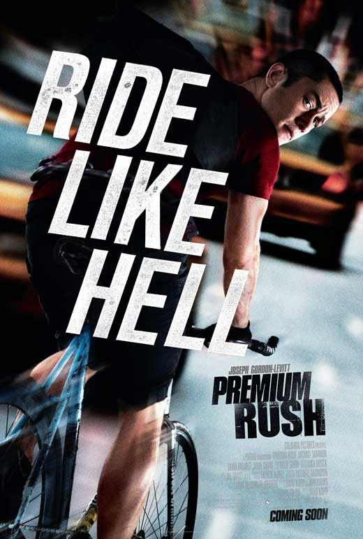 Premium Rush 11x17 Movie Poster (2012)