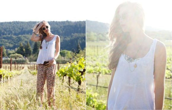 summer style inspiration: Free People Clothing, Style, Shot 2012 05 16, Amy Soderlind Refuses, Fashion News, Fashion Blogs, Countless Vintage, 1 16 33 Pm Png, Fashion Trends