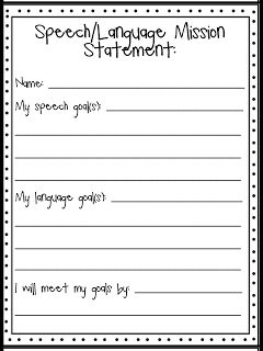 Let's Talk: Back to School with Student Folders! Pinned by SOS Inc. Resources. Follow all our boards at pinterest.com/sostherapy/ for therapy resources.