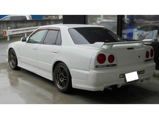Photo of NISSAN SKYLINE 25GT-X TURBO / used NISSAN