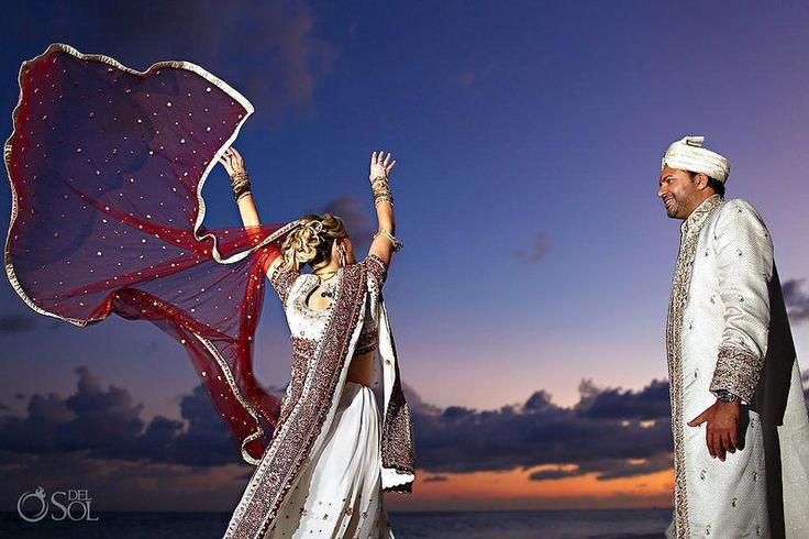 Поздравляем Карен и Чака с третьей годовщиной совместной жизни! Свадьба в индийском стиле, проведенная в Гранд Велас Ривьера-Майа, была восхитительной!   http://rivieramaya.grandvelas.com/russian/