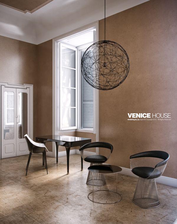 Interior Design #2 by ja-project , via Behance