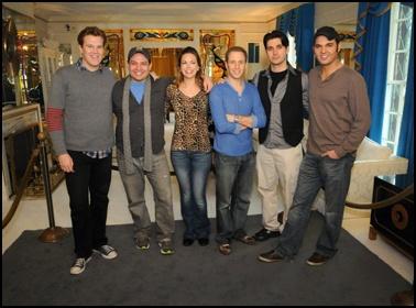 """Living Room Quartet 22 best """"million dollar quartet"""" cast visits graceland images on"""