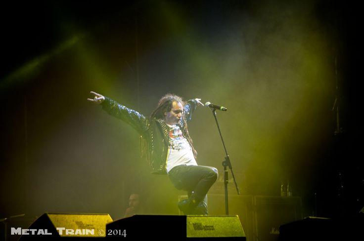 La Pestilencia in Bogota - Metal Train