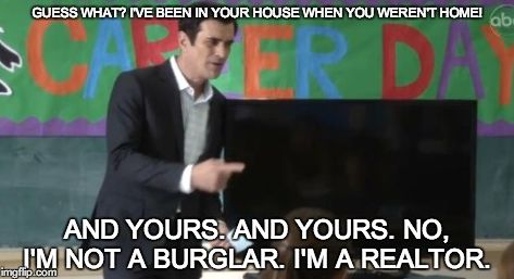 The 10 best pieces of realtor wisdom from Modern Family's Phil Dunphy.