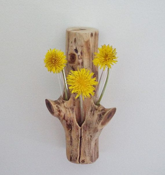 18 best images about flowers and vases on pinterest for Test tube flower vase rack