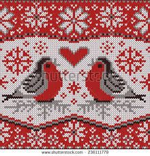 Simple Lace Knit Pattern : 17 Best images about intarsia on Pinterest Christmas stockings, Charts and ...