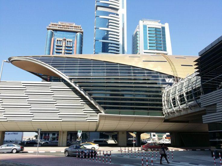 Estación metro Financial Centre