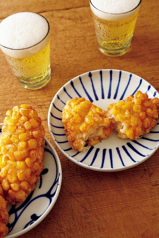 超簡単】はんぺんで作る〈自家製さつま揚げ〉がアツい! 【オレンジ ... プチプチ食感のコーンをびっしりとまぶし、口いっぱいに甘みが広がる「コーンのさつま揚げ」など。