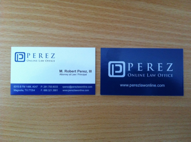 I had my logo professionally designed, then designed the card myself on UPrinting.com using the same color scheme. I got the idea for the  contrasting stripe along the lower edge from other examples I saw on the same site.