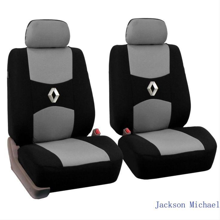 2 Front Seat Universal Car Cover For Renault Koleos Megan Nuolaguna Latitude Wind Lang Landscape