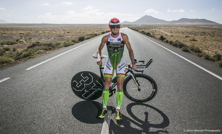 Victor Del Corral - #Compressport #Triathlon #athlete