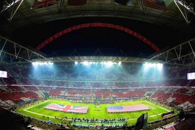 NFL London Series 2015: Dates, Start Times, Matchups and More