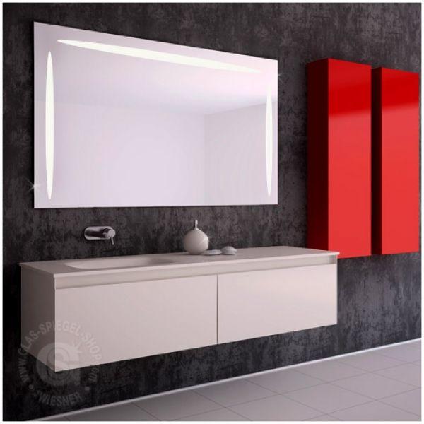 Badezimmerspiegel Badspiegel Kristallspiegel Wandspiegel Glasschiebeturen Beleuchtete Spiegel Hinterleuch Badspiegel Beleuchtet Badspiegel Badspiegel Led