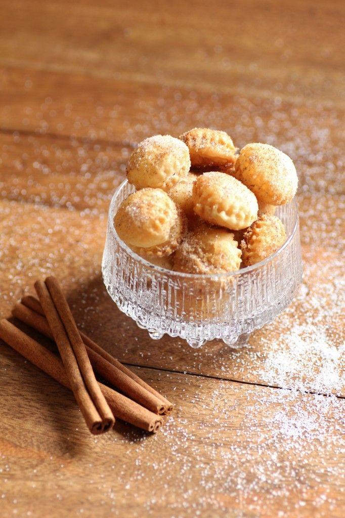 Cinnimon Pastry Puffs...