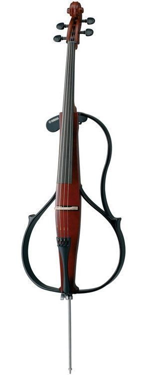 I love having my electric Cello. My practice can go on forever without notice; until I reach that point of progress I feel like would bring my audience the Cello, comforting, good medicine sound... Yamaha10SK Silent Electric Cello