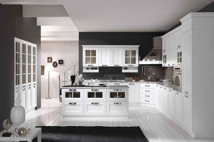 A kitchen where we rediscover the tradition in being together, sharing happy moments and intimate in the family or in good company ... Merano is the kitchen warm, hospitable ... Without giving up modern accessories. http://www.spar.it/sp/it/arredamento/cucine-mer-32.3sp?cts=cucine_moderne_merano