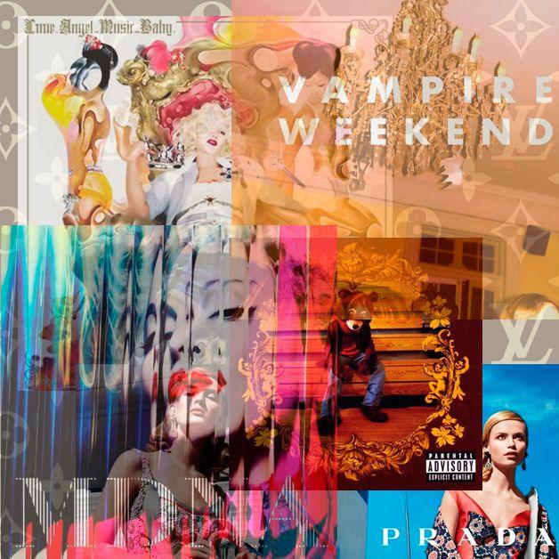 A moda na cultura pop: letras de músicas que citam grifes famosas