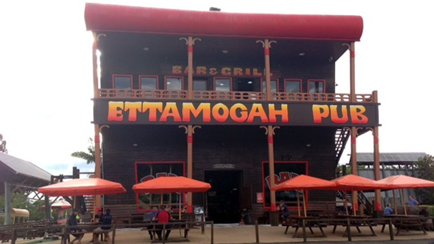 The Ettamogah Pub in Queensland is a great hangout for teachers in Brisbane. Sure, you need to find a Teaching Agency in Brisbane who can find consistently great work for you http://www.anzukteachers.com.au/relief-teaching-brisbane but you also need to relax at the end of the day! #education #teach in Australia #teach in Brisbane #australia