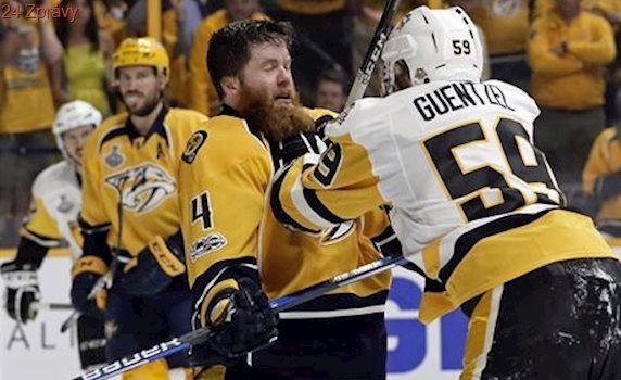 Nezmarové. Hráči Pittsburghu kvůli obhajobě Stanley Cupu odehráli 213 duelů za 17 měsíců