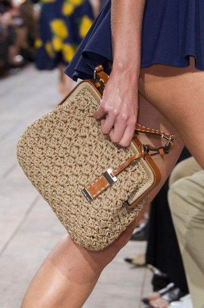 Michael Kors Spring 2015 - Details   ♪ ♪ ... #inspiration #diy GB…