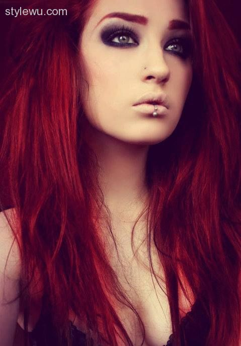 scene-makeup-on-pinterest-emo-makeup-indie-scene-and-curly- Style WU