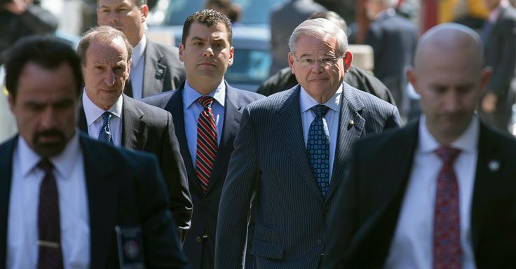 Robert Menendez Indictment Points to Corrupting Potential of Super PACs