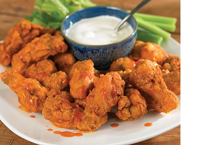 Image detail for -restaurant style buffalo chicken wings recipe by kelly prep time 15 ...