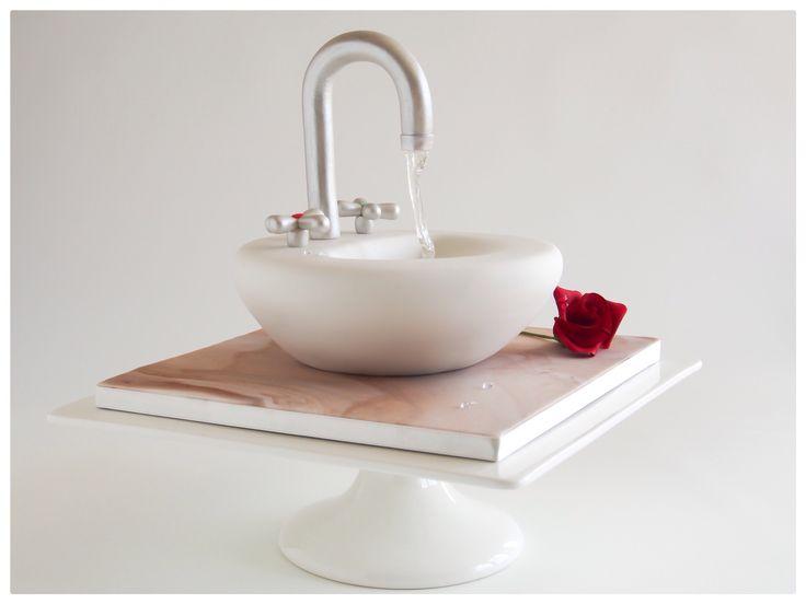 Sink cake