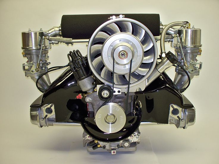 Bergman VW beetle engine  Bad Ass!