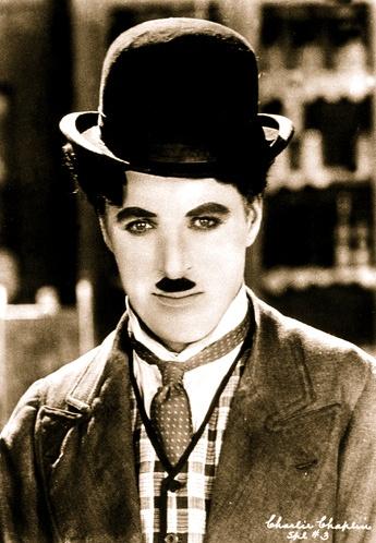 Charlie Chaplin, May 1928 | The SF Silent Film Festival | Charlie Chaplin…