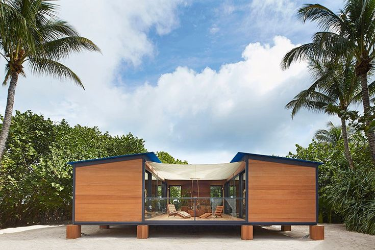 Innovative Prefabricated Architecture from Philippe Starck, Shigeru Ban, and More Photos | Architectural Digest