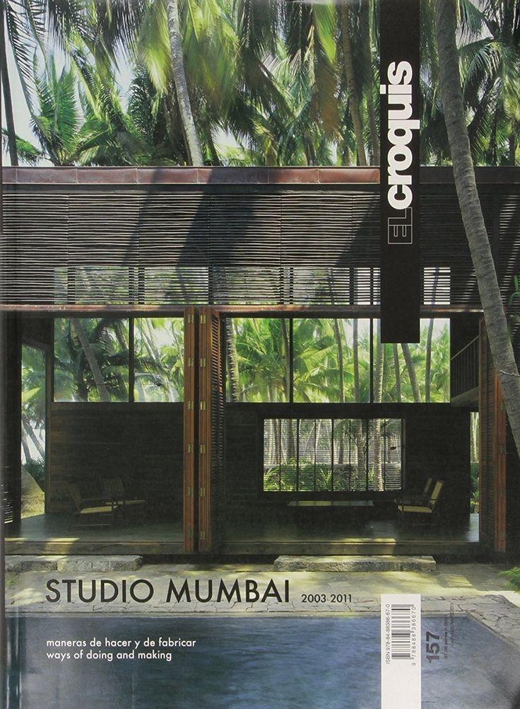 El Croquis 157 Studio Mumbai (English and Spanish Edition)