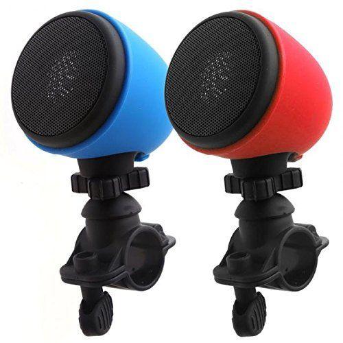 1PK TUOTOU Outdoor Motorfiets/Fiets Draadloze Bluetooth 3.0 Speaker met Mic en Mount voor Mobiele Telefoon draagbare Mini Speaker