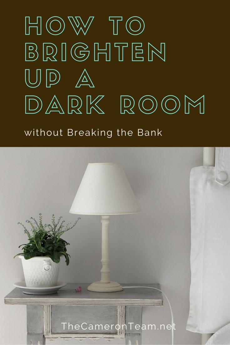 top 25 best brighten dark rooms ideas on pinterest brighten room colors to brighten a room. Black Bedroom Furniture Sets. Home Design Ideas