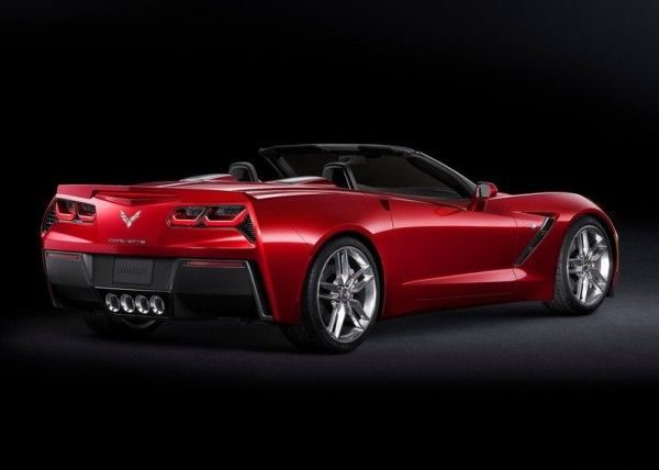 2014 Chevrolet Corvette C7 Stingray Convertible Reds pictures 600x428 2014 Chevrolet Corvette C7 Stingray Convertible Full Review with Image...