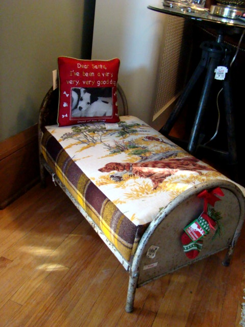 doll bed to dog bed
