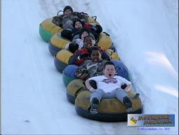Moonshine Mountain Snow Tubing Park, Hendersonville, North Carolina