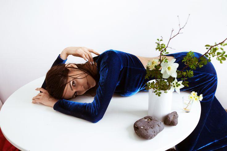 photo Maria Eriksson model Justyna/ As managment  Chrabeska ss2014