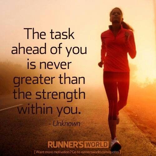 Someday i WILL run a marathon