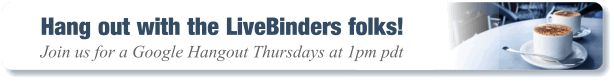 Live Binders--Like Pinterest, but you can organize the links to websites a little bit easier. Focused on education.